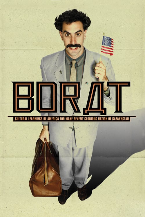 Borat: Cultural Learnings of The United States for Invent Motivate Keen Nation of Kazakhstan