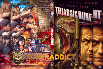 Triassic Hunt (2021) DVD Cover
