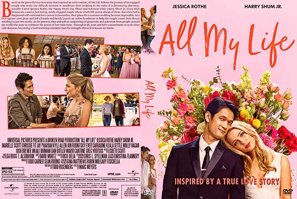All My Life (2020) DVD Cover