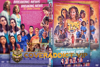 Breaking News in Yuba County (2021) DVD Cover