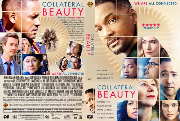 Collateral Beauty (2016) Free DVD Cover