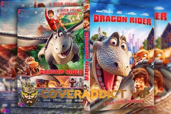 Dragon Rider 2020 DVD Cover