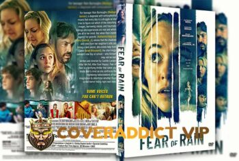 Fear of Rain (2021) DVD Cover