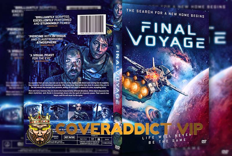 Final Voyage 2021 DVD Cover