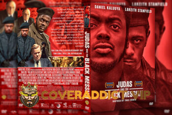 Judas and the Black Messiah (2021) DVD Cover
