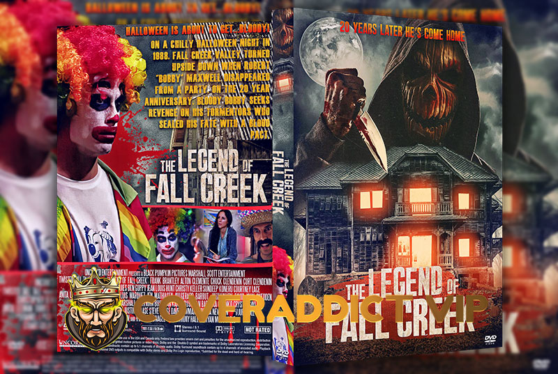 The Legend of Fall Creek 2021 DVD Cover