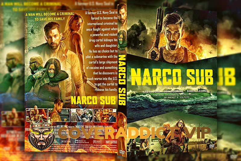 Narco Sub 2021 DVD Cover