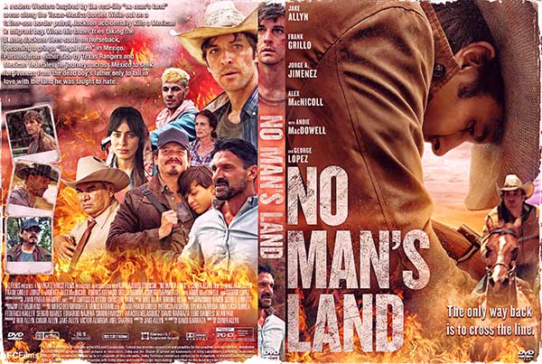 No Man's Land (2020) DVD Cover