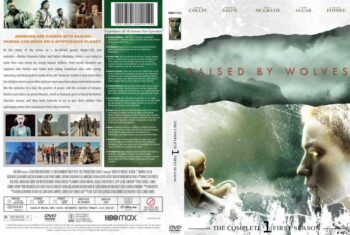 Raised by Wolves Season 1 DVD Cover