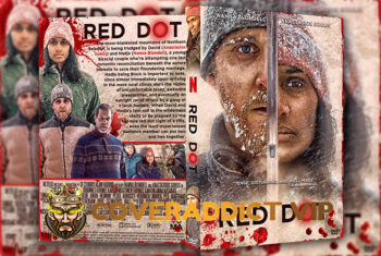 Red Dot (2021) DVD Cover