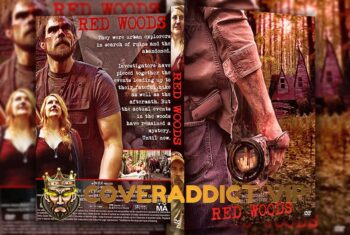 Red Woods (2021) DVD Cover