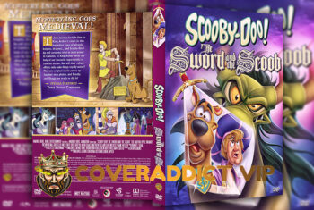 The Sword and the Scoob 2021 DVD Cover
