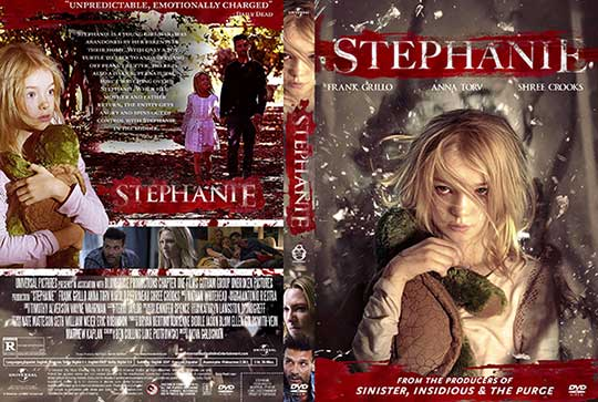 Stephanie (2017) Free DVD Cover