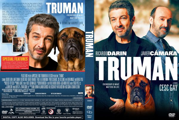 Truman (2015) Free DVD Cover