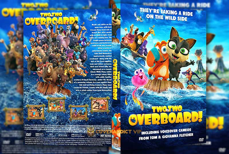 Two by Two Overboard 2020 DVD Cover