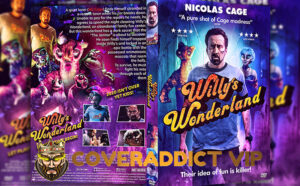 Willy's Wonderland 2021 DVD Cover