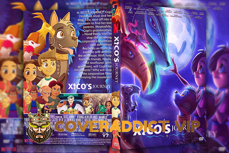 Xicos Journey 2020 DVD Cover