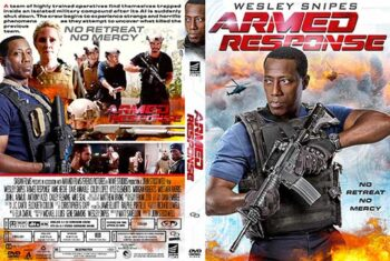 Armed Response (2017) Free DVD Cover