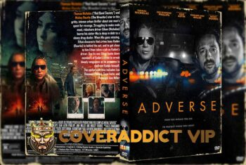 Adverse 2021 DVD Cover
