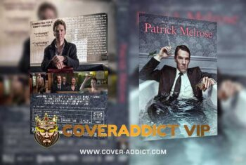 Patrick Melrose 2018 TV Mini Series DVD Cover