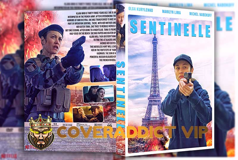 Sentinelle 2021 DVD Cover