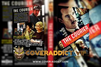The Courier 2021 DVD Cover