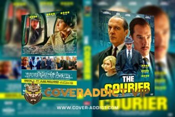 The Courier v2 2021 DVD Cover
