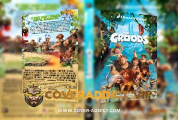 The Croods (2013) DVD Cover