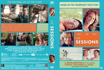 The Sessions (2012) DVD Cover