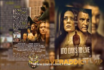 100 Days to Live 2021 DVD Cover