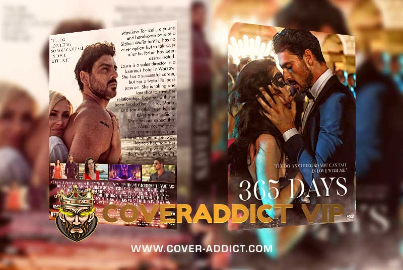 365 Days 2020 DVD Cover