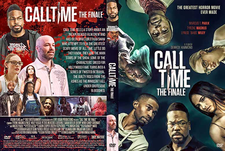 Call Time The Finale 2021 DVD Cover