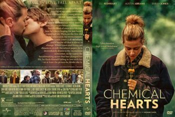 Chemical Hearts 2020 DVD Cover