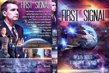 First Signal 2021 DVD Cover