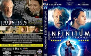 Infinitum Subject Unknown 2021 DVD Cover
