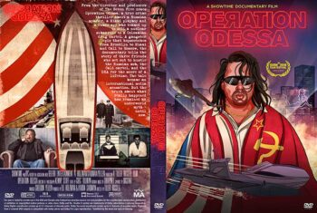 Operation Odessa 2018 DVD Cover