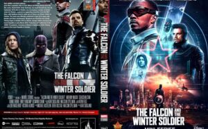 The Falcon and the Winter Soldier DVD Cover