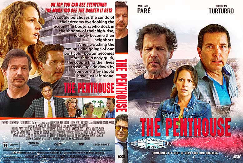 The Penthouse DVD Cover 2021