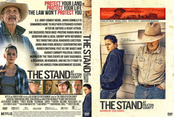 The Stand at Paxton County 2020 DVD Cover