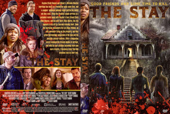 The Stay 2021 DVD Cover