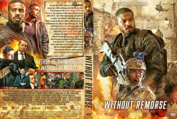 Tom Clancys Without Remorse 2021 DVD Cover