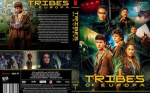 Tribes of Europa Season 1 DVD Cover