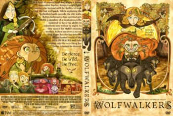 Wolfwalkers 2020 DVD Cover