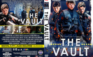 The Vault 2021 DVD Cover