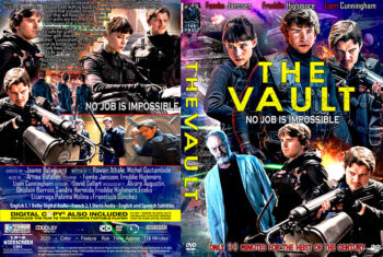 The Vault 2021 Free DVD Cover