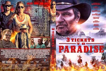 3 Tickets to Paradise 2021 DVD Cover