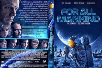 For All Mankind Season 2 DVD Cover
