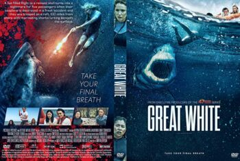 Great White 2021 DVD Cover
