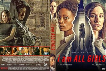 I Am All Girls 2021 DVD Cover