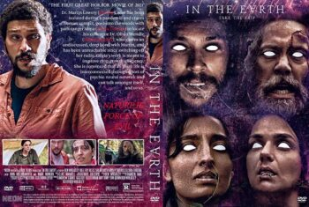 In the Earth 2021 DVD Cover
